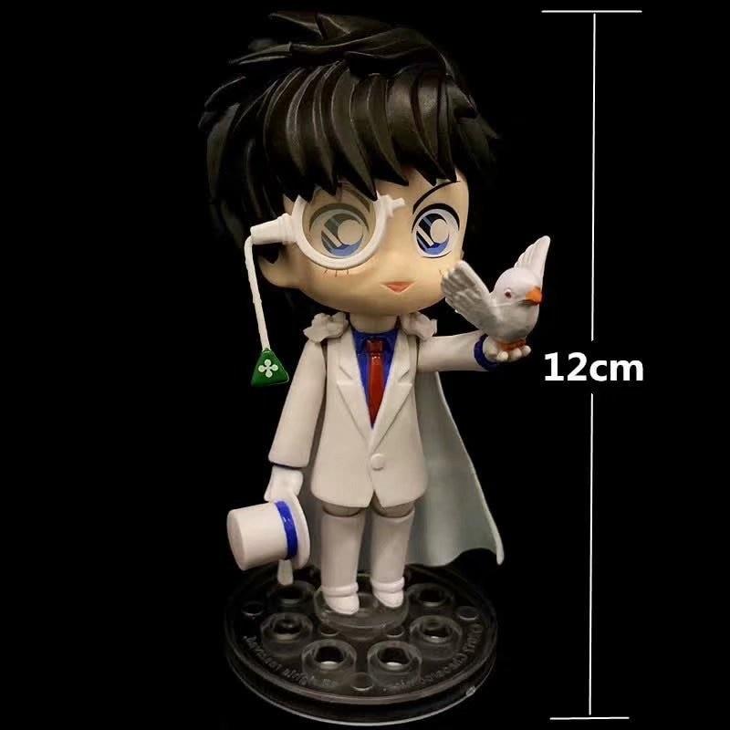 Detective Conan Edogawa Conan 10cm mini toy acrylic pen stand model doll figure