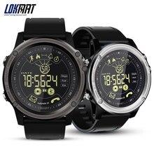 LOKMAT Smart Watch Sport Pedometer Waterproof IP68 Bluetooth Men Digital Clock Call Reminder SmartWatch For ios