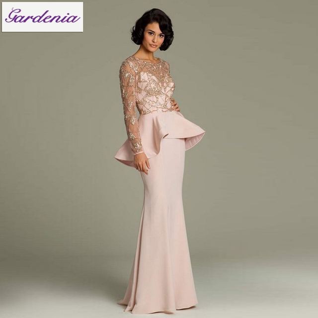 Prom Peplum Dresses