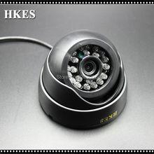 4pcs 720P/1080P AHD Camera CCTV Security plastic IR dome indoor Video Surveillance Night Vision cameras
