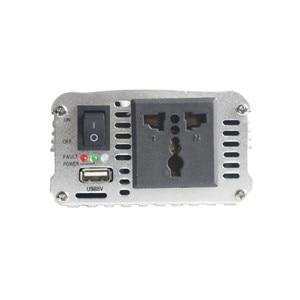 Image 5 - 500 W רכב מהפך 12 V כדי 220 V כוח מהפך 12 v 220 v מהפך ממיר נייד ספק כוח USB מטען