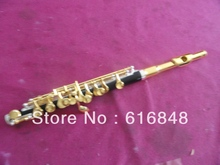 Wholesale Bakelite tube gold to build a very nice gift Piccolo C Flute musical instrument Stock