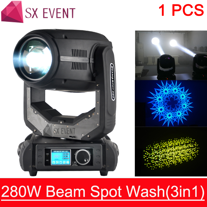 Facotry supplier professional stage equipment dj Robe pointe 280 10R 280w beam spot wash 3 in 1 moving head light