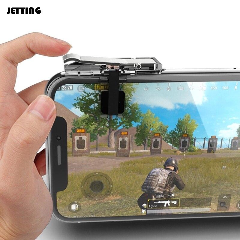1 pair Gaming Trigger Smart Phone Mobile Game