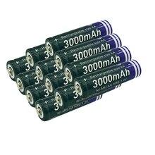 4/8/14/20 AA 2A aa 1.2V 5# 3000mah MICKTICK Rechargeable Battery NI-MH Batteria Batteries Camera toys clocks MP3