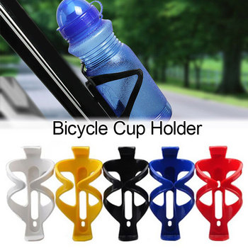 Polycarbonate Material Sport Cycling Water Bottle Holder Carbon MTB Road Bike Universal Cages Cup Bracket Ride Fiber Bottle Rack image