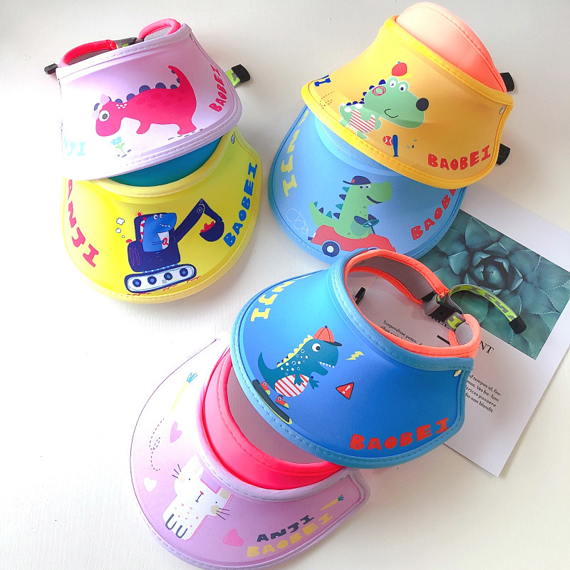 Cute Children Baseball Cap hat for Kids Baby Summer Sun hat Girl boy Baseball Hats