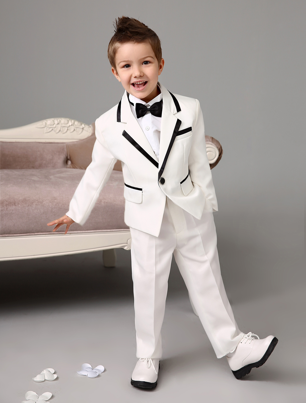 Boys Tuxedo BLACK Ring Bearer Infant Toddler Children Teen Tuxedos; Boy's Suits and First Communion First Communion Zoom. Boys Tuxedo BLACK Ring Bearer Infant Toddler Children Teen Tuxedos. SKU: BoysTux. Volume Discount Available Pick a Color and Size to See the Discount Boys Suit BLACK Infant Toddler Children Teen Suit.