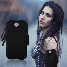 Bag Cell-Phone-Holder Kong Hand Sport Running for Cubot-King Arm-Waist-Bag Universal