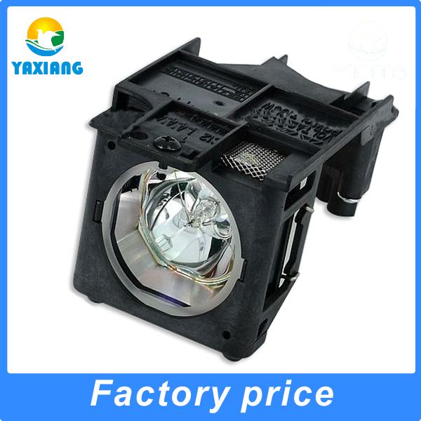 ФОТО Compatible Projector lamp for Hitachi CP-X251 CP-X256 ED-X10 ED-X1092 ED-X12 ED-X15 Bulb DT00757 with housing