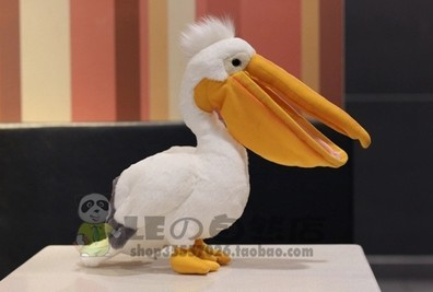 30cm pelican doll plush toys mouth stuffed pelican simulation animal plush toys