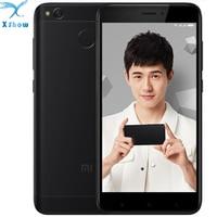 FREESHIPING original Xiaomi Redmi 4X 4100mAh Battery Fingerprint ID Snapdragon 435 Octa Core 5.0