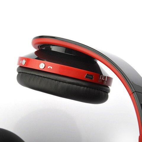 Hot Sale Fashion Foldable Wireless Bluetooth Stereo Headset Handsfree Headphones Mic Dropship Hot Earphones Multan