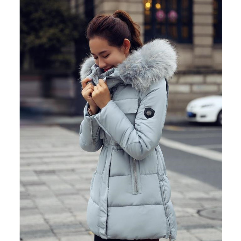 New Womens Winter Jackets And Coats Thick Warm Women Parka Mujer Long Plus Size Down Cotton Padded Woman Coat fur ladies Jacket e artist men s long winter jacket velvet padded jackets trench coats parka thick fit casual outdoor black wine plus size 5xl a65