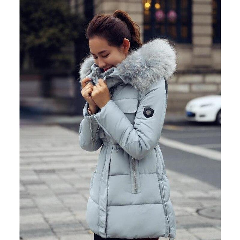 87e4eb4b445fe Yeni Mensyaz Ceketler Ve Mont Kalın Sıcak Kadınlar Parka Mujer uzun Artı  Boyutu Aşağı Pamuk Yastıklı Kadın Ceket kürk bayanlar Ceket