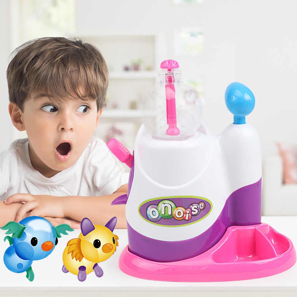 2019 Высокое качество волшебная самоклеящаяся музыкальная волна oonies Детский Набор для творчества ручная работа креативный липкий шар Забавный надувной пузырь игрушки
