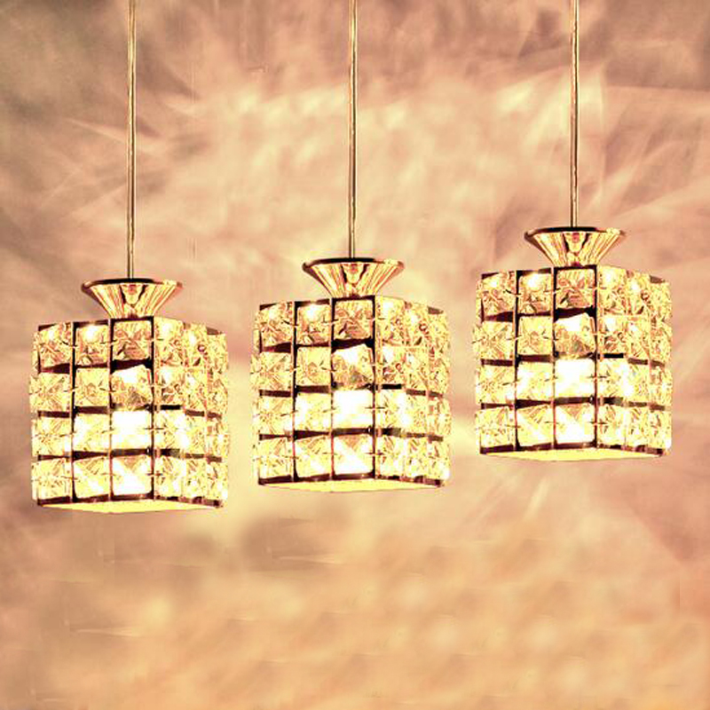 dining room pendant lamp home lighting office lamps fashion modern crystal lamp creative personality pendant light SJ75 lo102 ems free shipping fashion fashion crystal lamp pendant light lamp stair lighting lamps