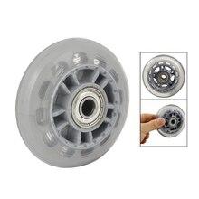 أحذية التزلج 608ZZ تحمل مضمنة سكيت عجلة واضح رماديinline skate wheelsskate wheelsskate inline wheels