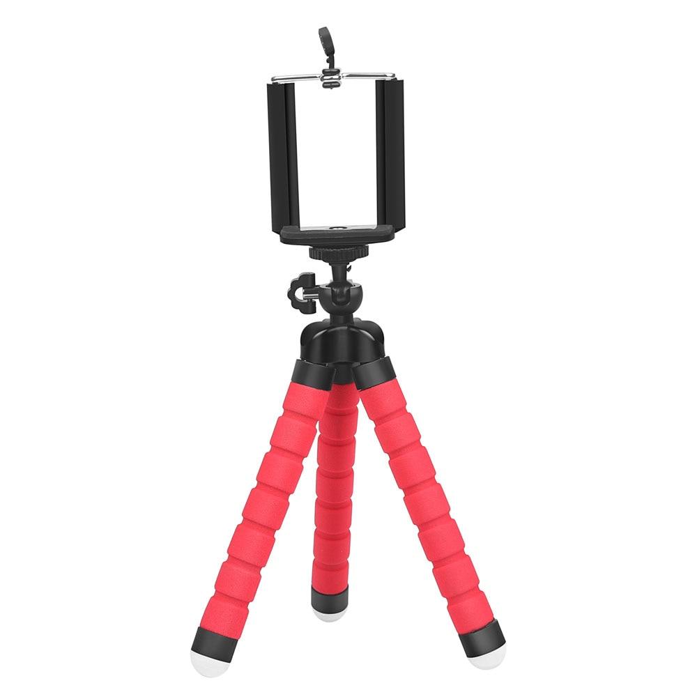 Red Tripod Set