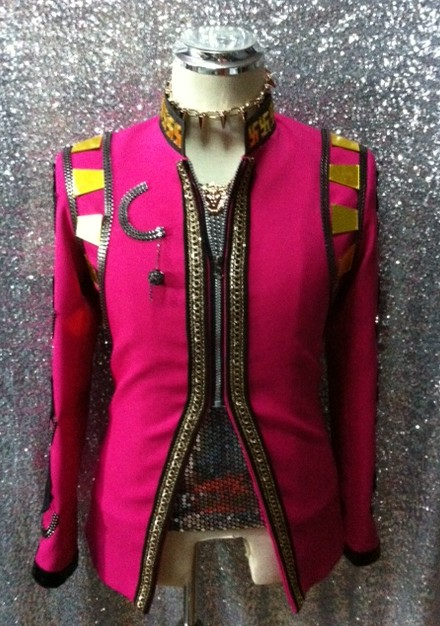 New Fashion Gd style male singer performance jacket nightclub singer dancer stage show costumes