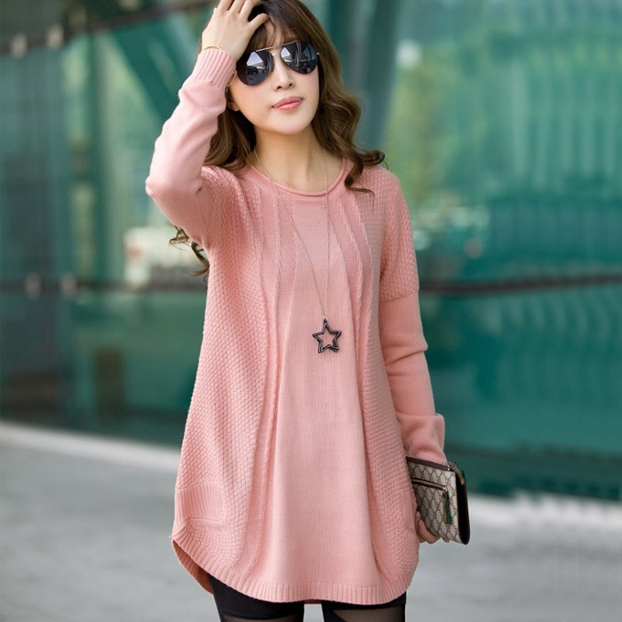Maternity Sweater Outerwear Clothing Autumn Winter Sweater Clothes ...