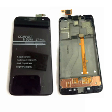 Full LCD Display+Touch Screen Digitizer+Frame Cover Assembly For Alcatel One Touch Idol mini 6012 OT6012 6012A 6012D 6012W 6012X