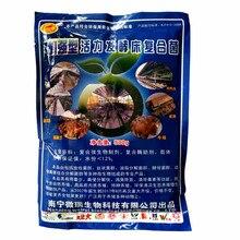 Энергичная ферментирующая кровать штамм составные бактерии курица/свинья/змея специальный штамм пробиотики аквариума поставки 500 г