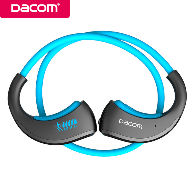 Dacom G06  Bluetooth V4.1 Earphones ecouteurs IPX5 Waterproof Running Sports Wireless Headset Handsfree with Mic for Phone