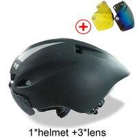 High Quality MTB Road Cycling Adult Helmet Women Men Ultralight Safety Bike Bicycle Helmet Protect 56