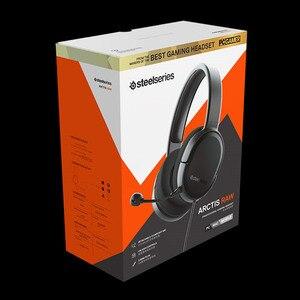 Image 5 - Steelseries Arctis Raw jeu casque casque e sports jeu casque téléphone portable lourd basse réduction du bruit CF