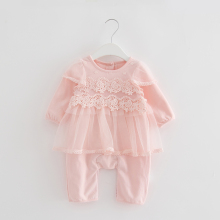 Color Coverall Lace Lace