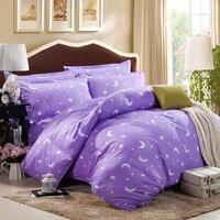 2019 NEW 4pcs King Pillowcase Sets Big Bedding Set Bed Linen Pastoral Sheet AB Side Duvet Cover Bedspread Coverlet Quilt Sets