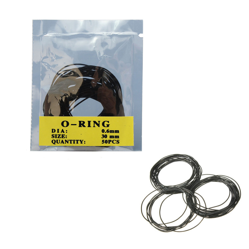 Hot Sale O Ring Watch Case Back Gasket Rubber Seal Washers Size 12 ...