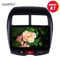 Для 2010 2011 2015 Mitsubishi ASX peugeot 4008 Harfey автомобильный мультимедийный плеер 2DIN Android 8,1/7,1 gps навигация Радио стерео