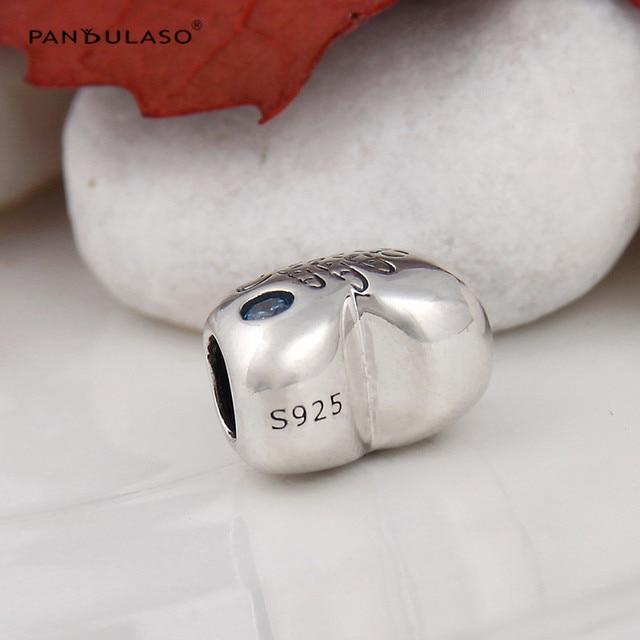 Baby Boy Fascino Originale 100% 925 Perline Argento Fine Jewelry Braccialetti Europei Charms Collana di Perline Fai Da Te Commerci All'ingrosso