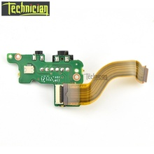 650D Interface Board With Flex Cable Camera Repair Parts For Canon 6d flex board of lcd camera repair parts for canon