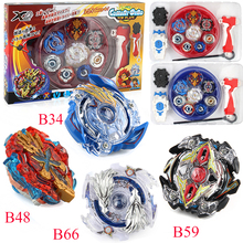 2018 Beyblade Burst Toys Arena Sale Beyblades Toupie Bayblade Metal Fusion Avec Lanceur God Spinning Top Bey Blades Toys