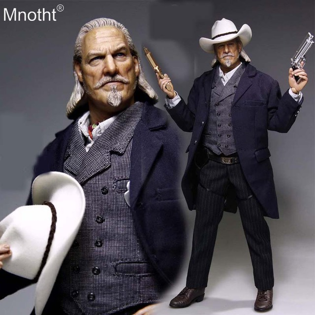 """Mnotht 1/6 AF-017 Rest In Peace Cowboys Toys Male Clothes Accessory Suit Set Model 12"""" Soldier Action Figure Collection m6n"""