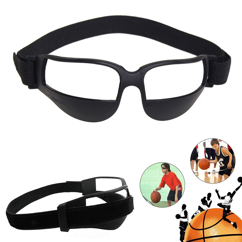 Professional Anti Bow Basketball Glasses Frame Men Outdoor Sport Training Eyewear Frame Anti Down Basketball Supplies
