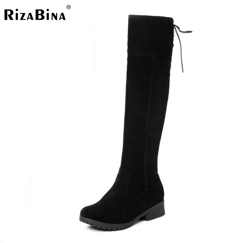font b women b font flat over knee boots fashion long boot riding warm snow