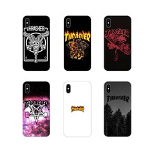 Thrasher Para Samsung Galaxy S3 S4 S5 Mini S6 S7 Borda S8 S9 S10 Lite Plus Nota 4 5 8 9 acessórios Escudo Do Telefone Covers(China)
