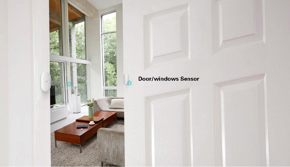 Smart Door and Windows Sensor2