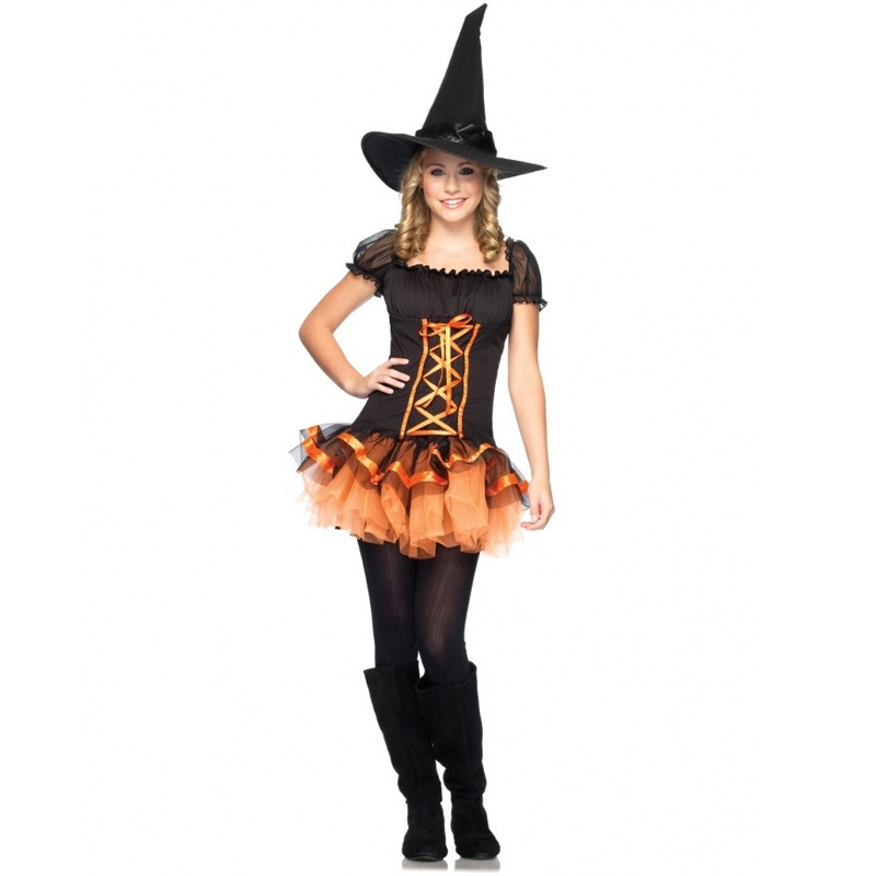 high quality witch costume halloween women short dress cosplay women halloween costumes fancy dresschina - High Quality Womens Halloween Costumes