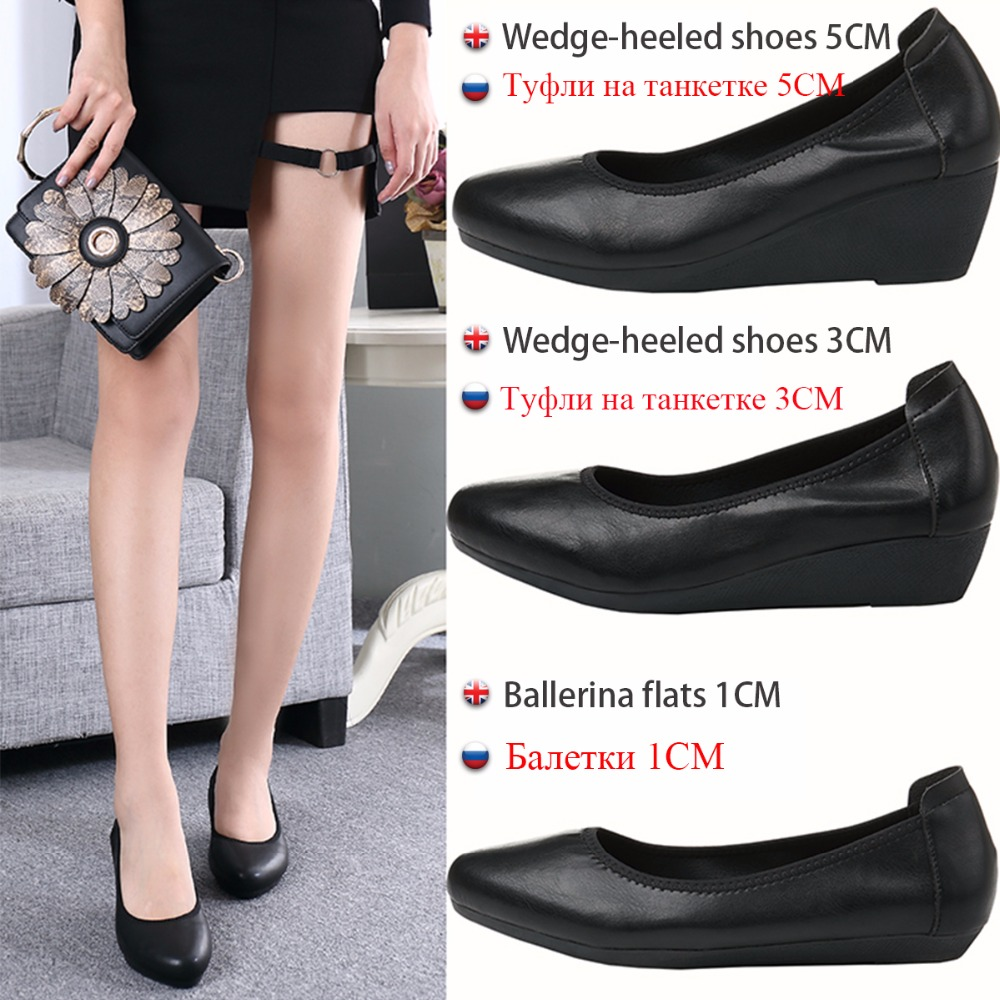 Women Spring&Autumn Flats Shoes Classic Casual Women Dress Shoes Ladies Office Shoes Round Toe Ballerina Flats casual shoes women office ladies shoes lady cute bow tie pointed toe flats female cute spring