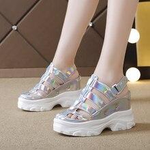 تنفس حذاء الأحذية صنادل