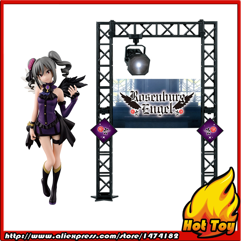 цены 100% Original Banpresto SQ Collection Figure - Kanzaki Ranko & stage from