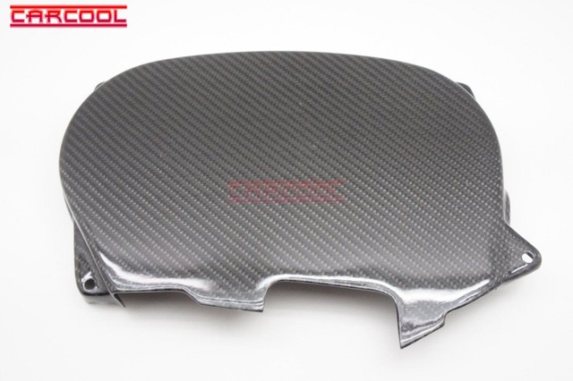 US $85 0  Car Styling Carbon Fiber CF 4G63 CT9A Engine Gear Belt Cam Cover  Bodykit Fit For 1996 2005 Lancer Evolution Evo 4 5 6 7 8-in Body Kits from