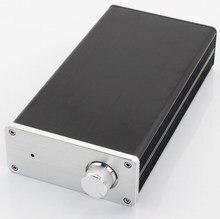 WA110 алюминий AMP шасси/home аудио усилитель случае (размер 208*116*50 мм)