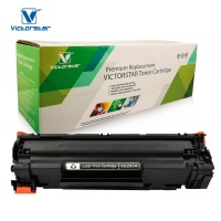 Compatible Toner Cartridges CE285A 85A Black VICTORSTAR For HP LaserJet Pro P1102 P1102W P1100 M1212NF MFP