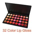 Professional 32 Color Cosmetic Lip Gloss Lipsticks Makeup Lips Palette Set Kit Cheapest Price
